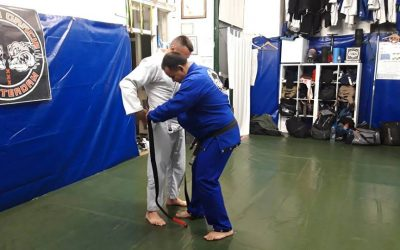 The First Serbian Black Belt Promoted at Carlson Gracie Amsterdam.