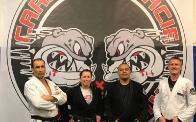 Brazilian Jiu-Jitsu Private Class in Amsterdam.