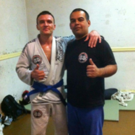 The First Serbian Black Belt Promoted at Carlson Gracie Amsterdam