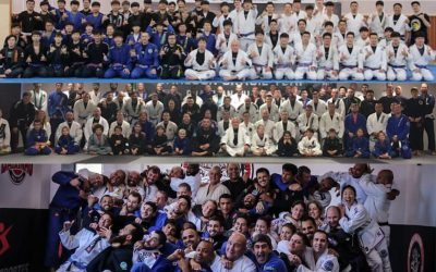 Be part of the original Carlson Gracie Team Association in Europe.